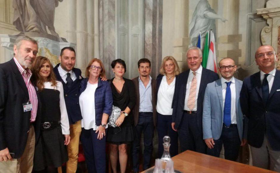 La Presidente di FenImprese Firenze Sheila Papucci