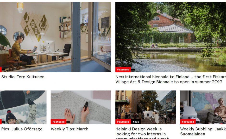 helsinki design week 2018
